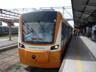 Una empresa china busca crear un Tren Metropolitano en Córdoba