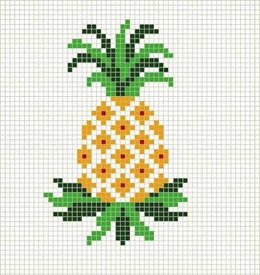 kanavice ananas semasi