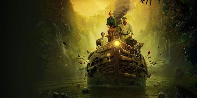 Jungle Cruise (2021)