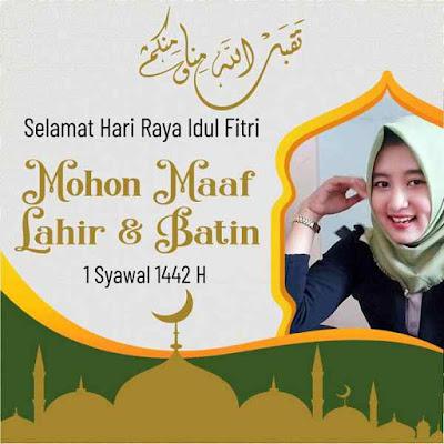 Twibbon Idul Fitri 04