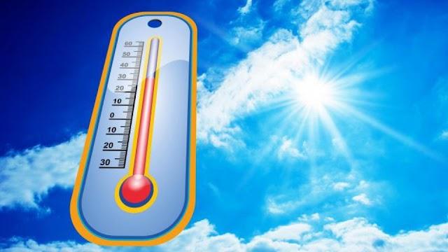 Od srijede vrućine, za vikend do 35°C