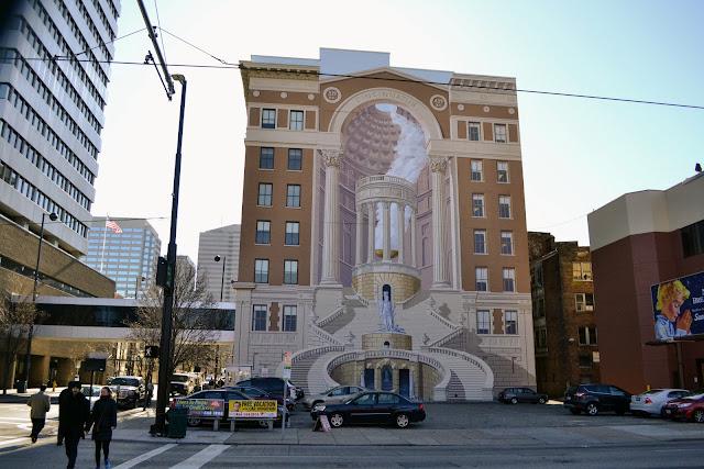 Стріт-арт Цинциннаті, Огайо (Street art. Cincinnati, ОH)