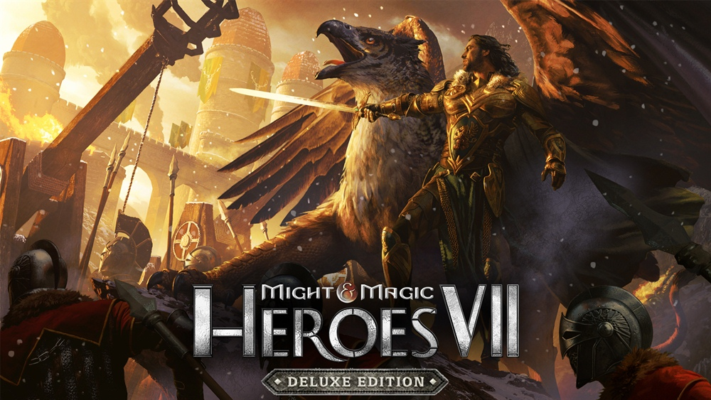 Might and Magic Heroes VII Deluxe Edition Poster