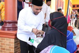 Andi Suhaimi Inginkan Setiap Mesjid Melahirkan Generasi Muda Yang Bertaqwa