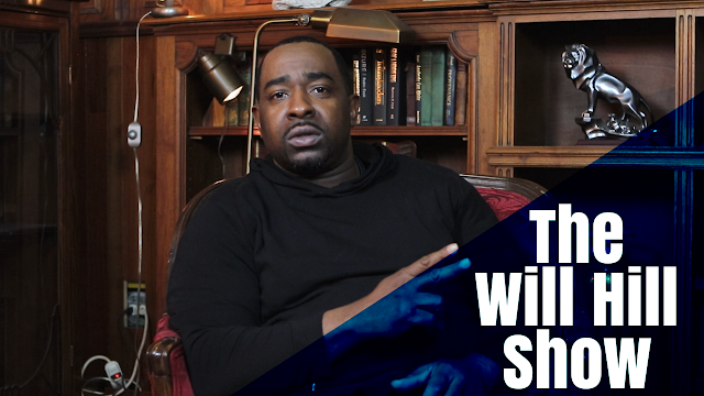 Comedian Big Keef Visits The Will Hill Show