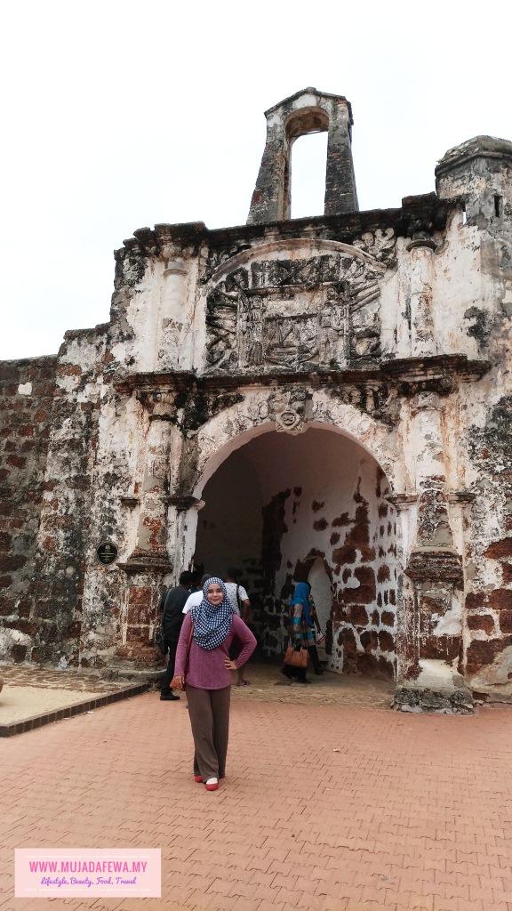 Tempat Menarik di Melaka Yang Wajib Dilawati