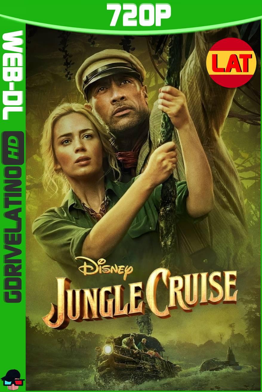 Jungle Cruise (2021) DSNP WEB-DL 720p Latino-Ingles MKV