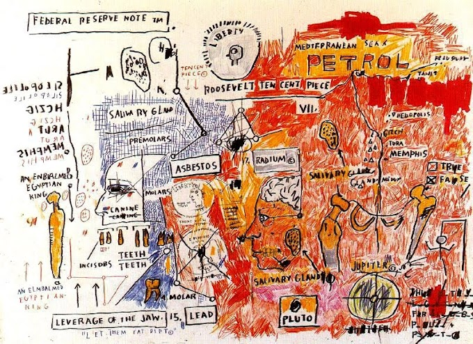 Liberty by Basquiat