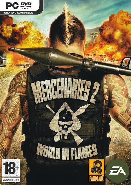Mercenaries 2 World in Flames MULTi5 (free download)