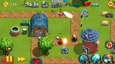 Game Little Commander 2 Apk