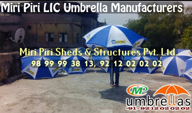 LIC Promotional Umbrellas Manufacturers, LIC Advertising Umbrellas Manufacturers, Promotional Umbrellas Manufacturers, Umbrellas Manufacturers
