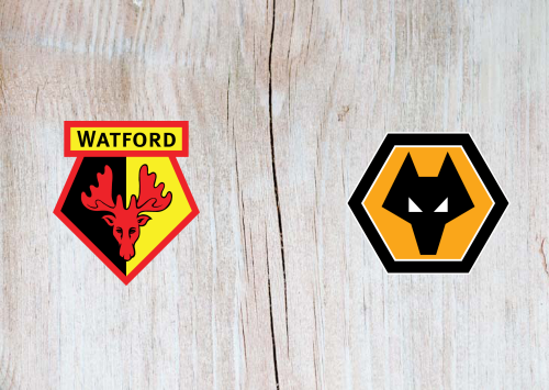 Watford vs Wolverhampton Wanderers -Highlights 1 January 2020