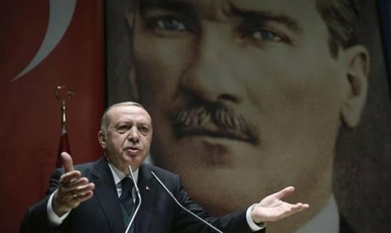 Κυρίαρχος ο Ερντογάν στη Μέση Ανατολή