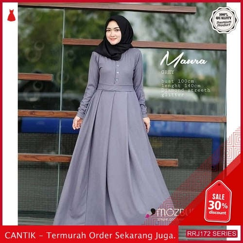 Jual RRJ172D169 Dress Wollycrepe Maura Wanita Dress Sk Terbaru BMGShop
