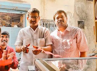 अनिल गलगली ने किया सीएससी केंद्र का उद्घाटन  | #NayaSaberaNetwork