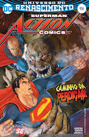 DC Renascimento: Action Comics #958