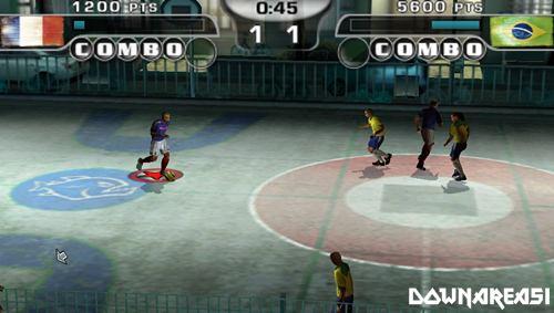 FIFA Street 2 PSP ISO - Download Game PS1 PSP Roms Isos