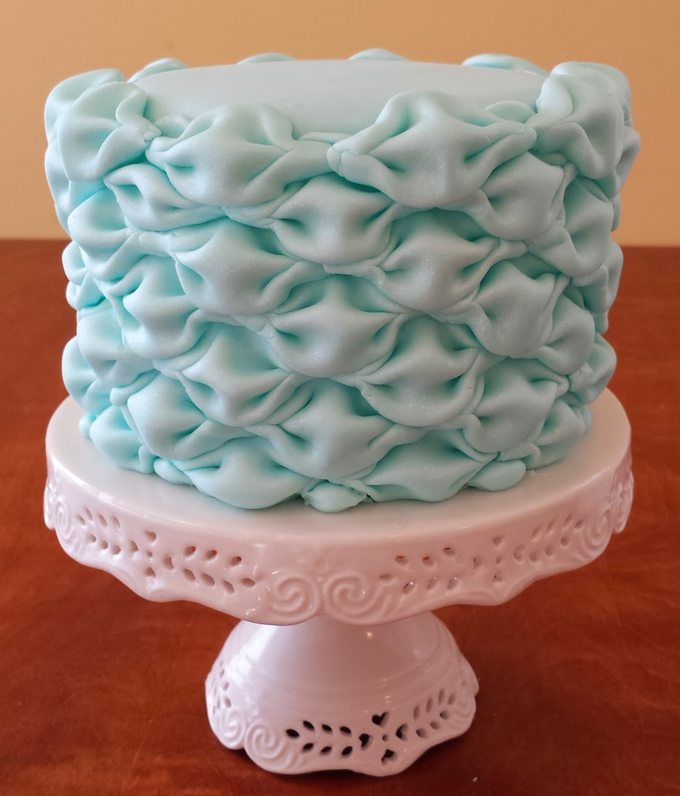 How To Put An Edible Image On A Fondant Cake