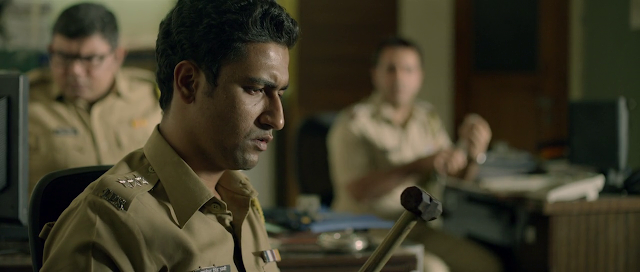 Raman Raghav 2.0 (2016) Hindi 720p BluRay