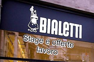 Bialetti lavoro - adessolavoro.blogspot.com