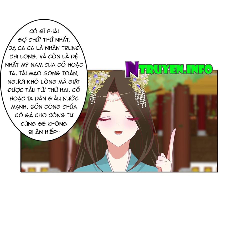 Thông Linh Phi chap 530 - Trang 12