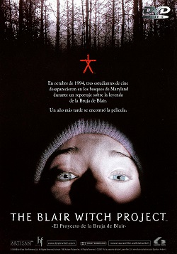El proyecto Blair Witch 1 online latino