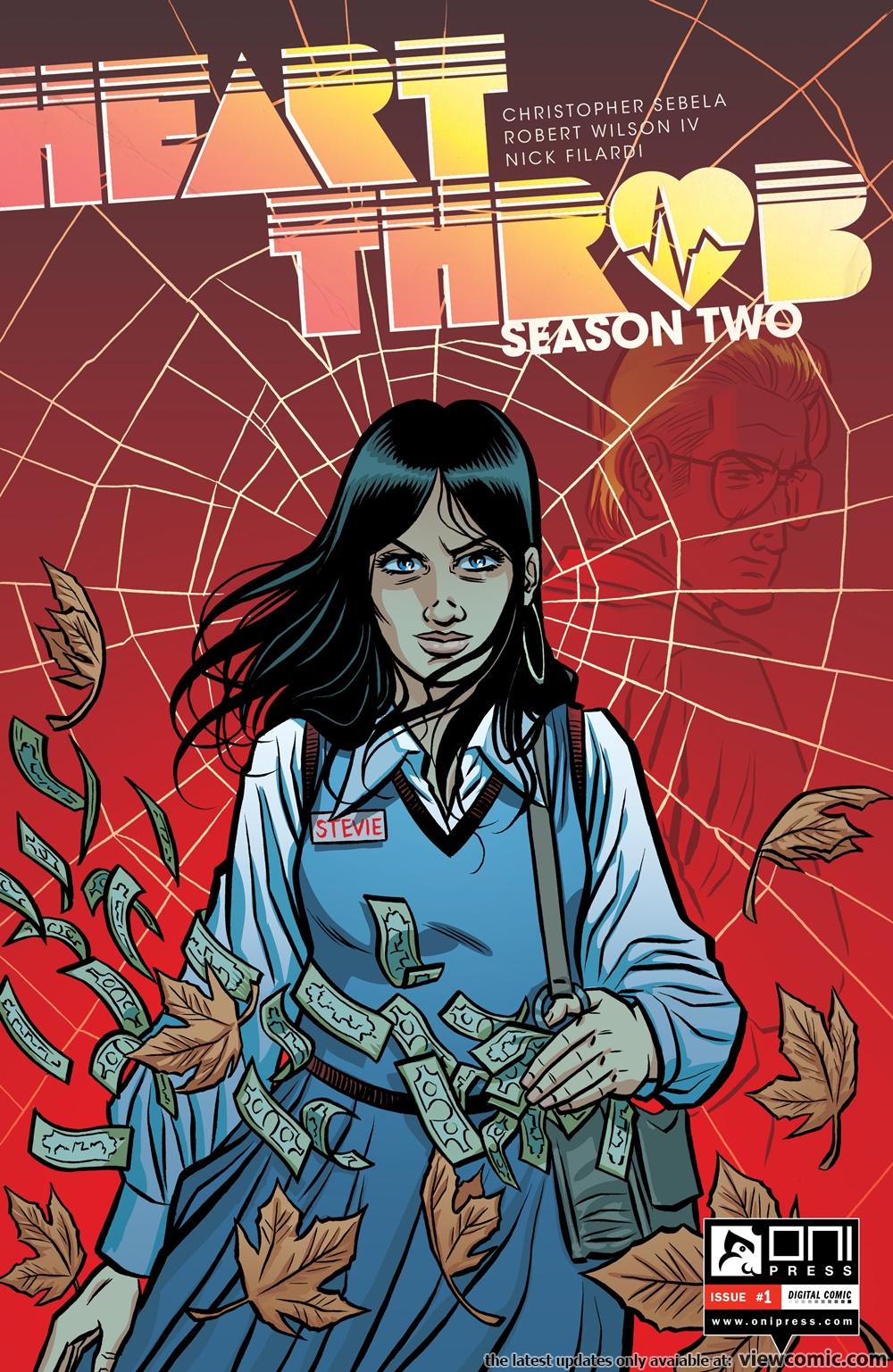 Heartthrob Season 2 001 (2017)   Vietcomic.net reading comics online for free