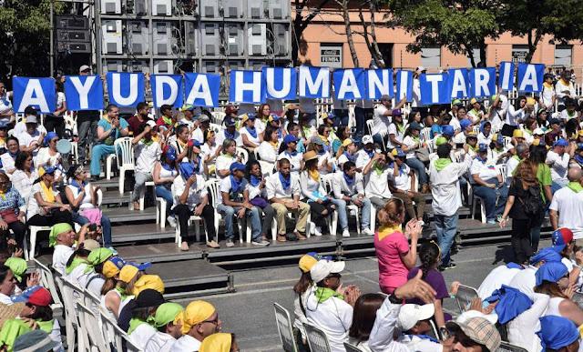 GLOBAL: ONU pidió   al mundo para que reúnan los 223 millones de dólares para mitigar crisis humanitaria en Venezuela.