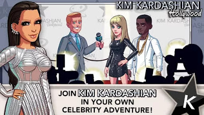Kim Kardashian: hollywood مهكرة