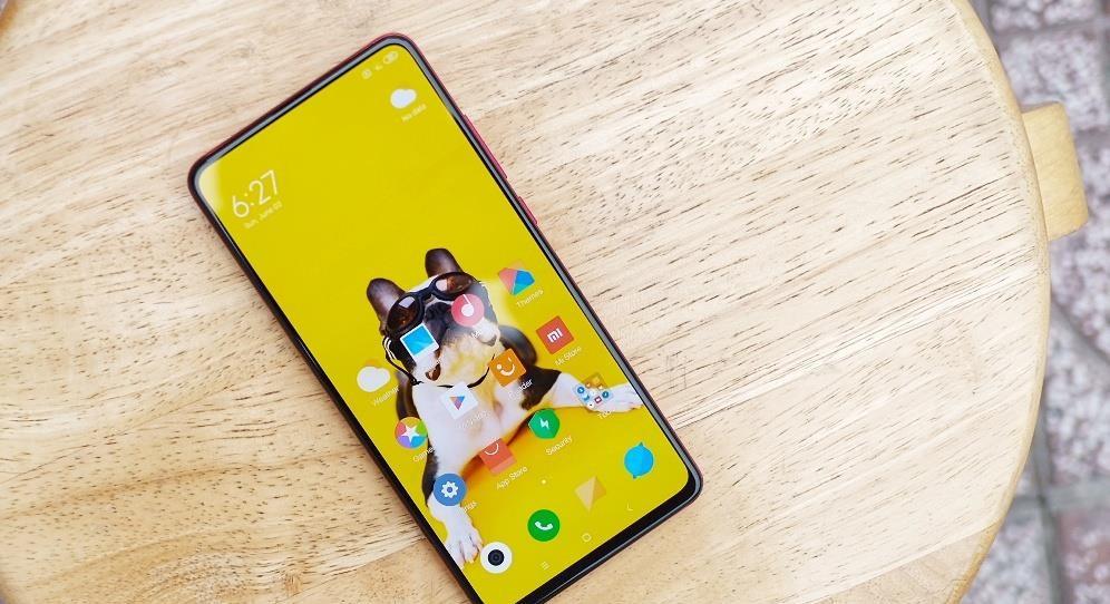 Trên tay điện thoại Redmi K20 Pro siêu phẩm mới của Xiaomi
