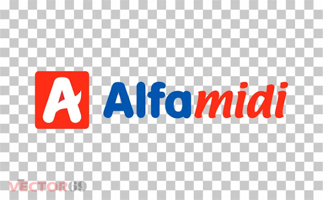 Logo Alfamidi - Download Vector File PNG (Portable Network Graphics)