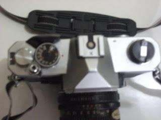 Tampak atas Fujica MPF 105x
