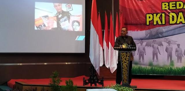 Bicara PKI, Eks Menhan Ingatkan Pentingnya Bela Negara
