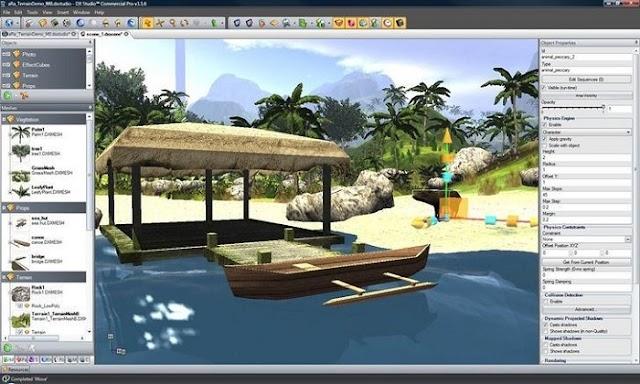 Các phần mềm vẽ 3D tốt nhất dành cho Designer