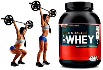Suplemento proteico batido proteínas mujeres