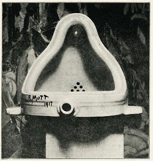 El urinario de Marcel Duchamp