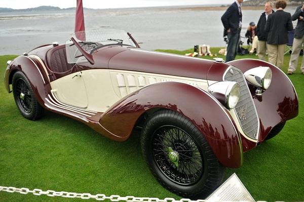 Alfa Romeo 8C 2900 1935