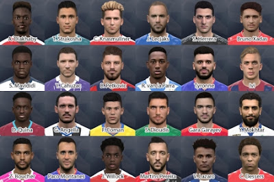 PES 2017 International Facepack №22 by Andrey_Pol and GONDURAS201