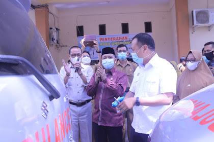 Perkuat pelayanan kesehatan di masa Covid, Pemkab Takalar beri kelonggaran pada UMKM