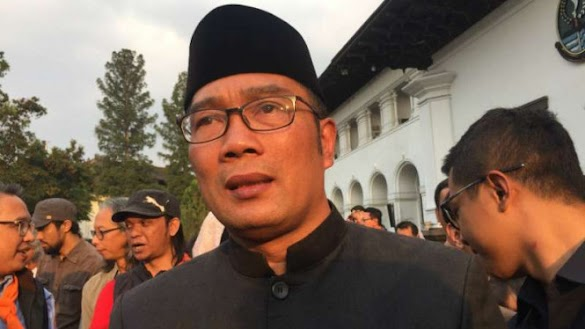 Ridwan Kamil Sebut Izin Proyek Meikarta Keluar di Era Gubernur Aher