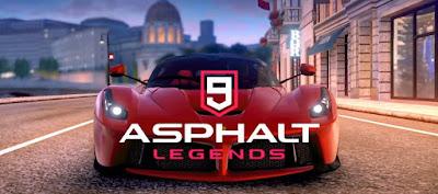 Download Asphalt 9: Legends iPhone