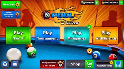 8 Ball Pool Apk + Mod Versi Terbaru Gratis Download For Android