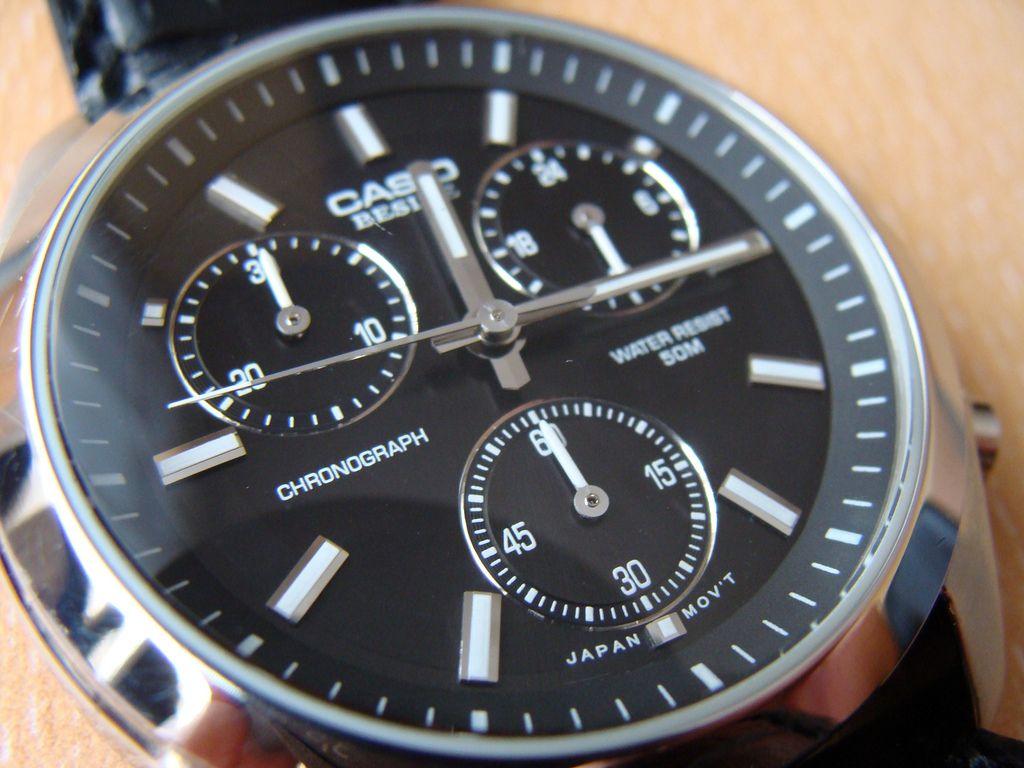 Reloj Casio Automatico