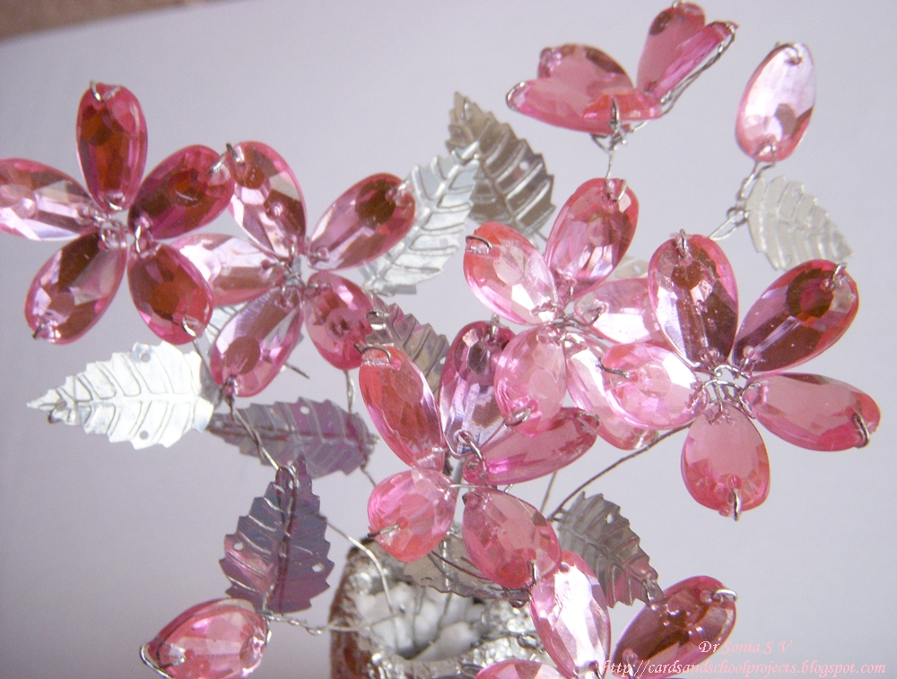 Cards crafts kids projects how to make crystal flowers how to make crystal flowers mightylinksfo
