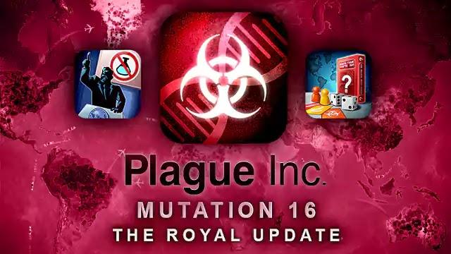 تنزيل لعبة Plague Inc على نظام الاندرويد