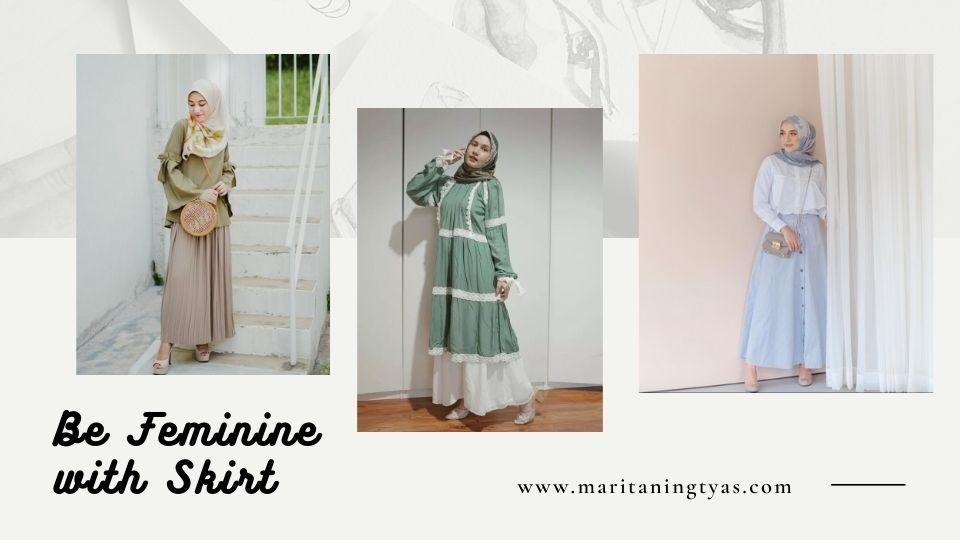 feminine hijab