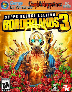 Borderlands 3 Game PC Free Download