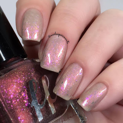 Femme Fatale Inner Dreaming swatch from the Fire Lily collection