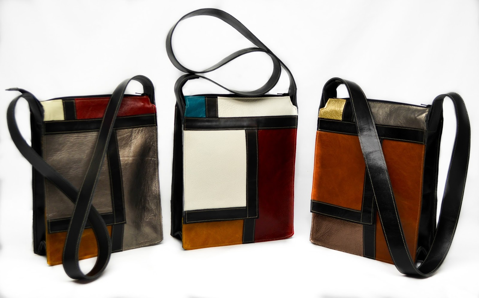 Mondrian Shoulder Bag 12 X 10 3 5