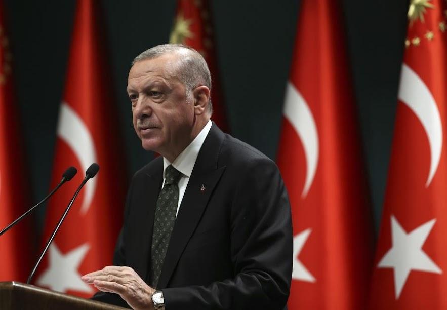 Ο Ερντογάν προσπαθεί να τα ξαναβρεί με την Δύση